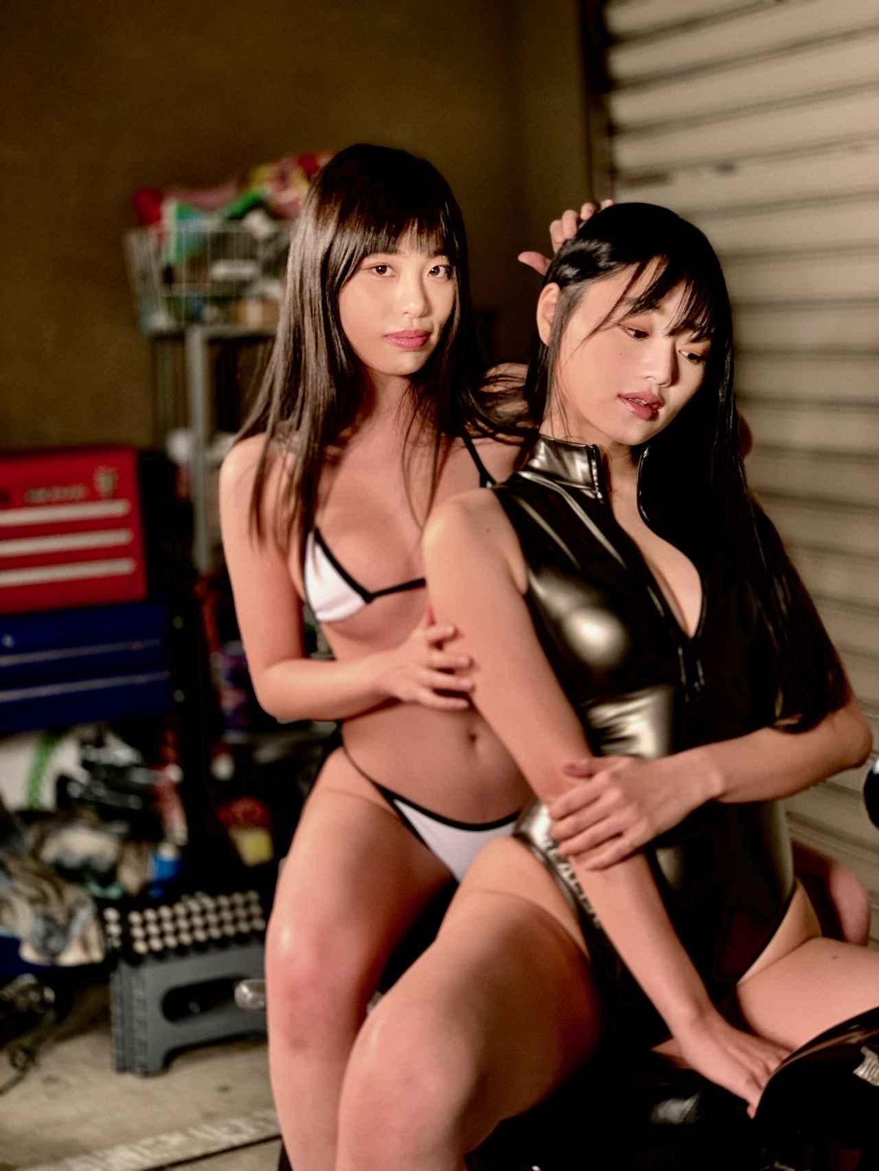 画像4: 【Beauty & Bike】紀香と汐那とスポーツスター vol.06