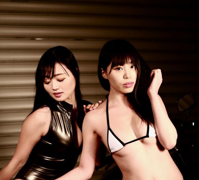 画像2: 【Beauty & Bike】紀香と汐那とスポーツスター vol.06