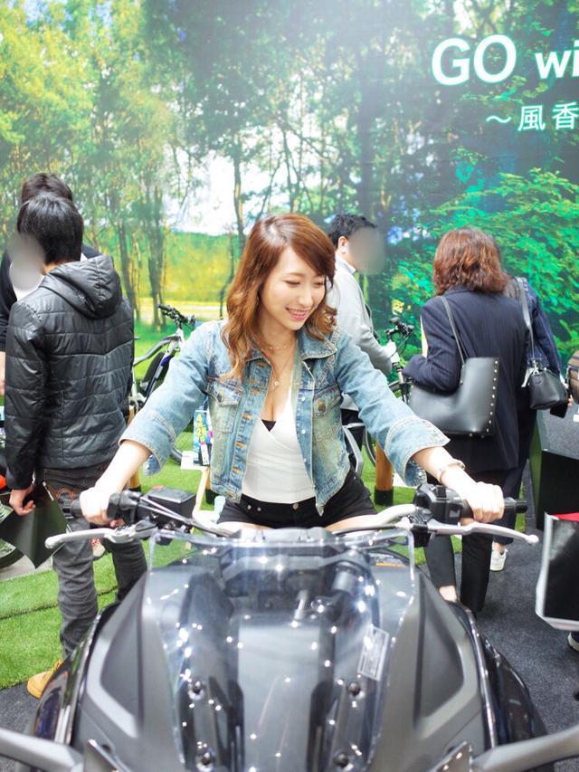 画像4: 「東京モーターサイクルショー2019」無事閉幕!未公開写真載せちゃいます♡【水曜日のミク様】