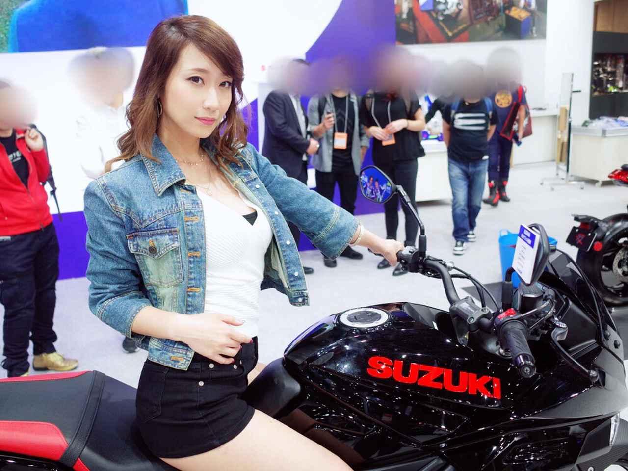 画像9: 「東京モーターサイクルショー2019」無事閉幕!未公開写真載せちゃいます♡【水曜日のミク様】