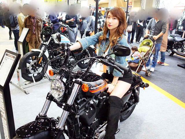 画像: ミク様レポ☆「第46回 東京モーターサイクルショー」プレスデーに今年も潜入してきました♡ - LAWRENCE - Motorcycle x Cars + α = Your Life.