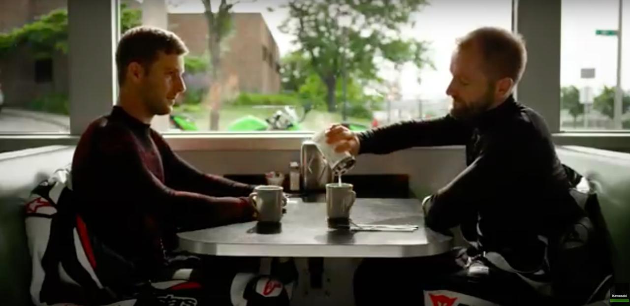 画像: SBKチャンピオンが共演する、豪華なNinja400のCM!! - LAWRENCE - Motorcycle x Cars + α = Your Life.