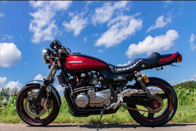 画像: ライダー好みにカスタムしたカワサキ ゼファー750がカッコ良すぎる!【グラカワインスタ投稿紹介vol.5】 - LAWRENCE - Motorcycle x Cars + α = Your Life.