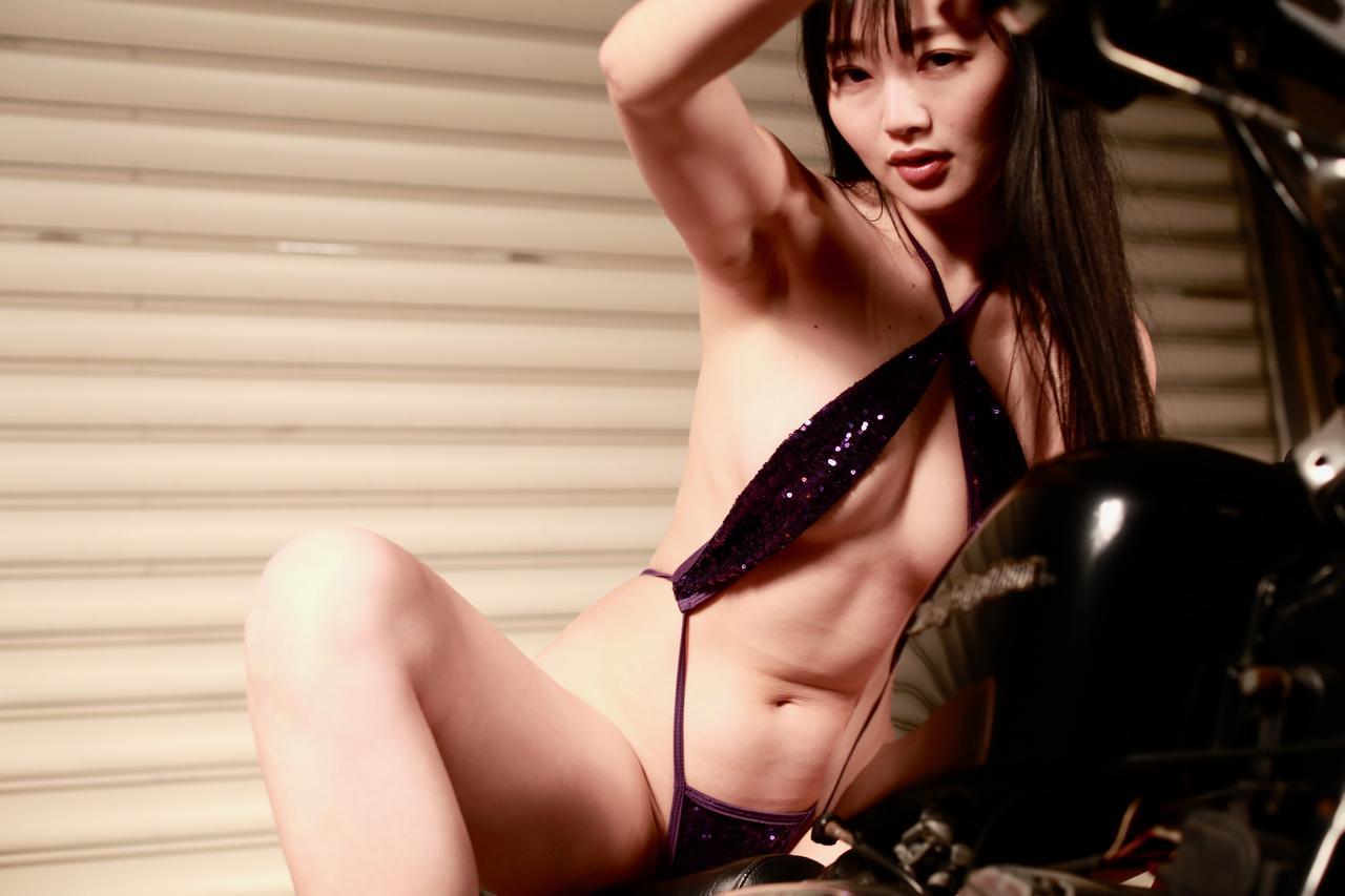 画像5: 【Beauty & Bike】紀香とスポーツスター vol.01