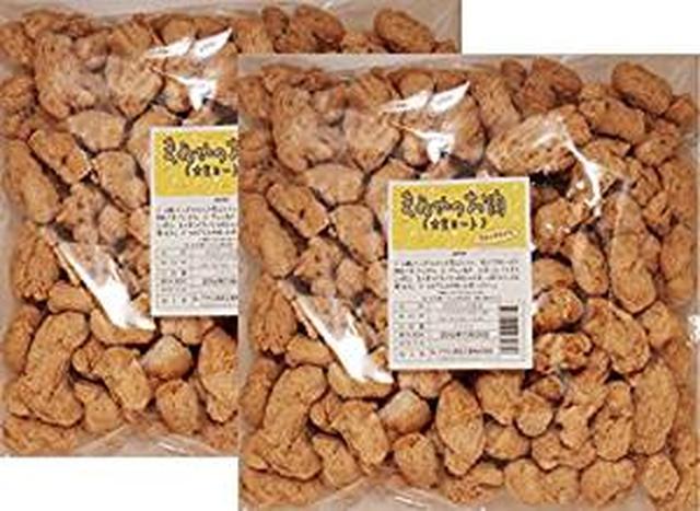 画像: Amazon   まめやのお肉(大豆ミート)ブロックタイプ 1kg   食べもんぢから。人気商品   食品・飲料・お酒 通販