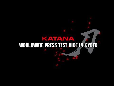 画像: KATANA Worldwide Press Launch   Highlights - Long Version youtu.be