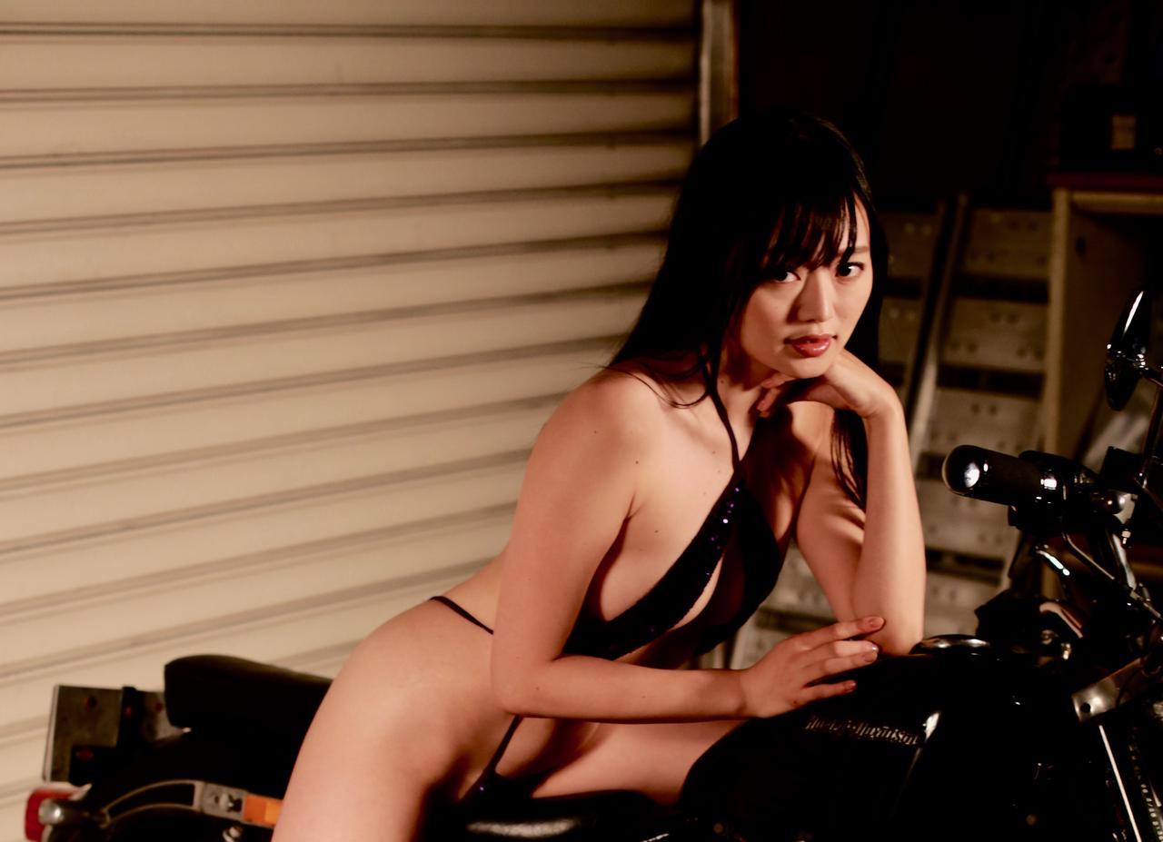 画像2: 【Beauty & Bike】紀香とスポーツスター vol.03