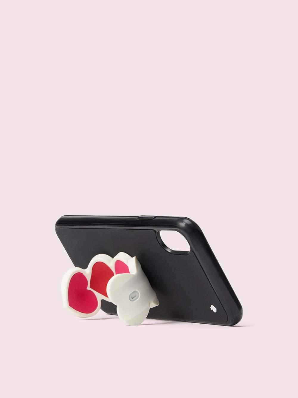 画像2: IPHONE CASES OMBRE HEART STAND - X & XS 9,720円 (税込) www.katespade.jp
