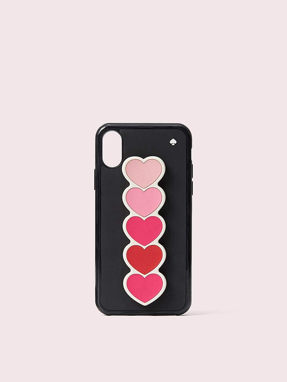 画像1: IPHONE CASES OMBRE HEART STAND - X & XS 9,720円 (税込) www.katespade.jp