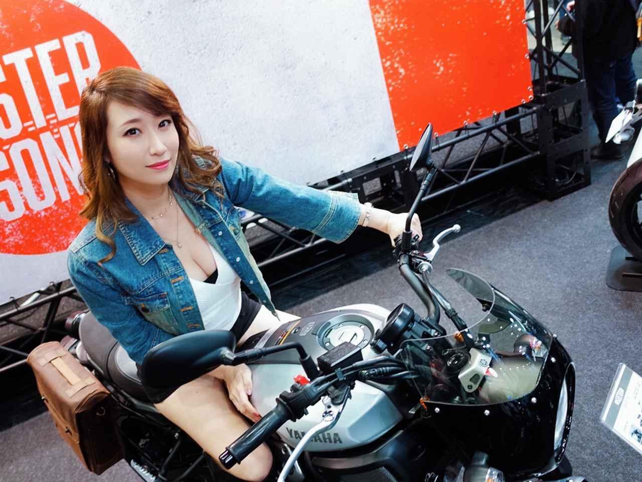画像: 「東京モーターサイクルショー2019」無事閉幕!未公開写真載せちゃいます♡【水曜日のミク様】 - LAWRENCE - Motorcycle x Cars + α = Your Life.