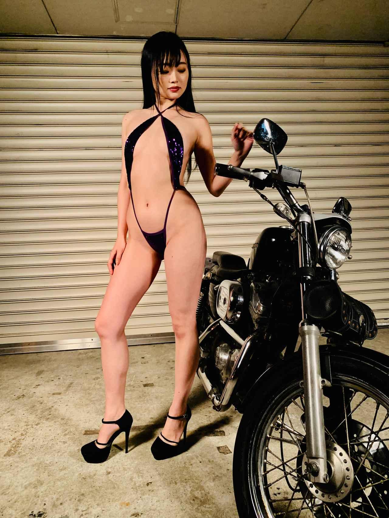 画像5: 【Beauty & Bike】紀香とスポーツスター vol.07