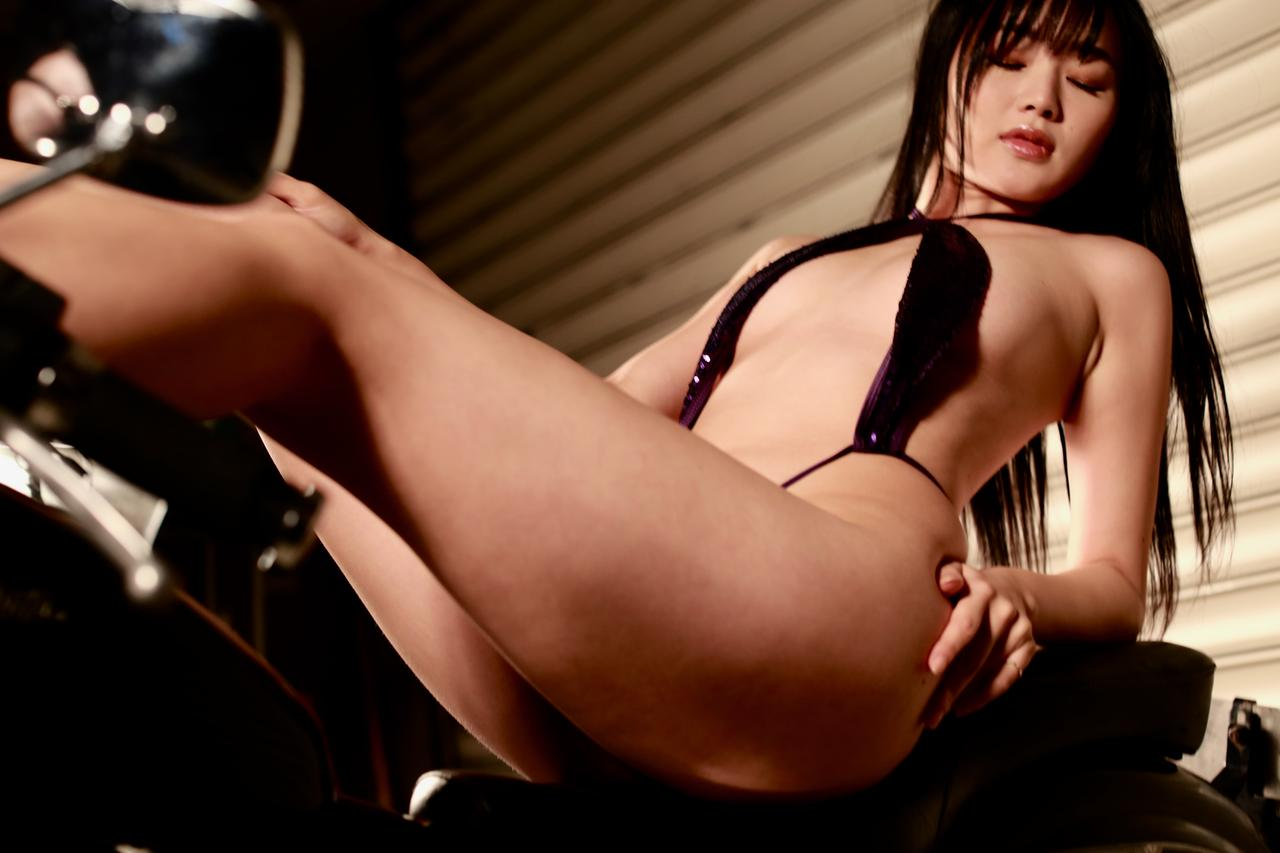 画像3: 【Beauty & Bike】紀香とスポーツスター vol.07