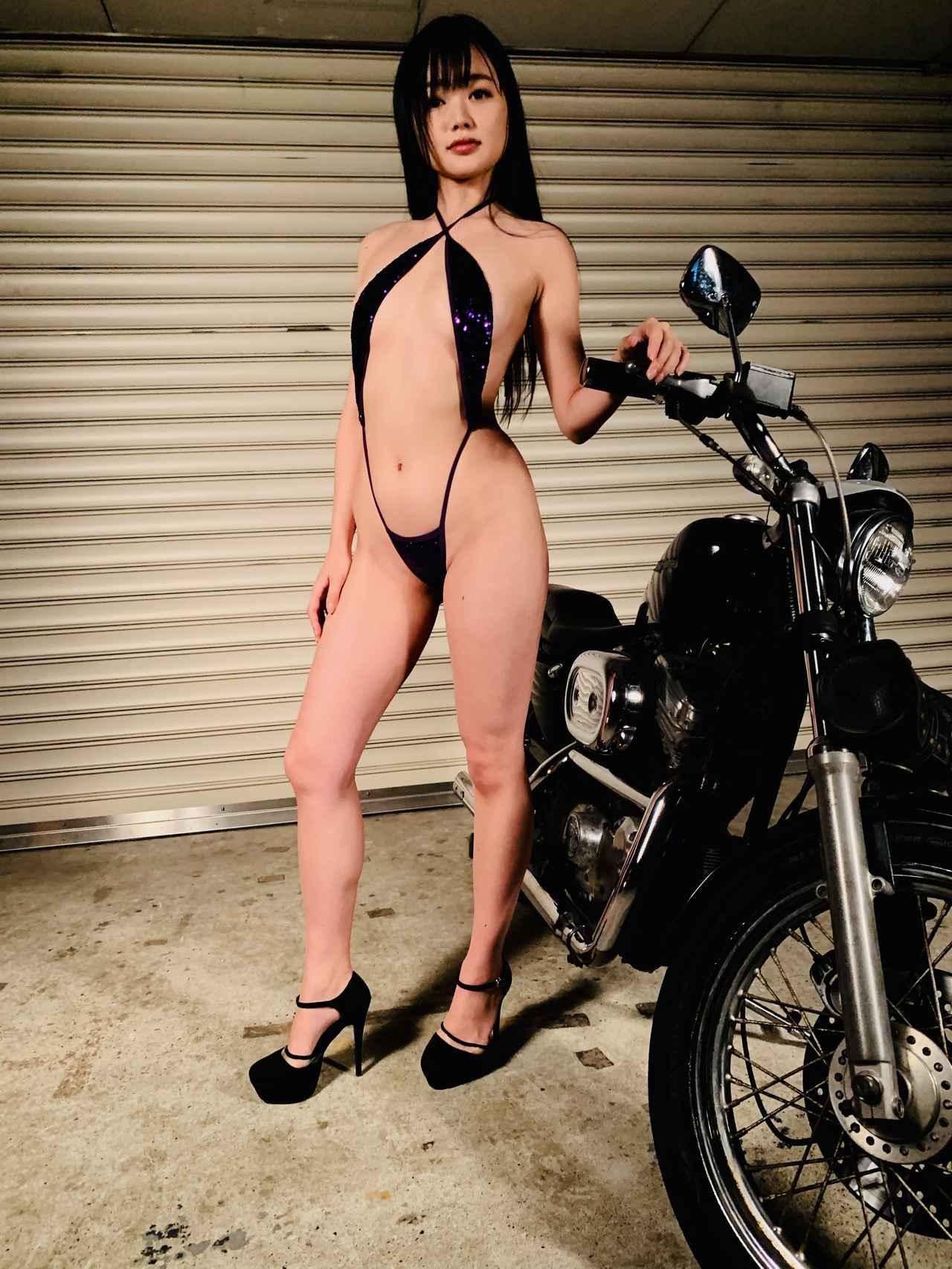 画像6: 【Beauty & Bike】紀香とスポーツスター vol.07