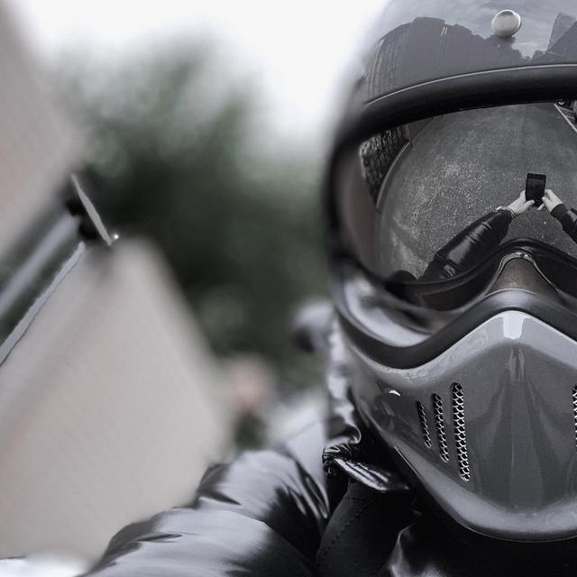 画像: SHOEI EX-ZEROをゲット!旧車やネオレトロに合うヘルメット探しはこれで決まり? - LAWRENCE - Motorcycle x Cars + α = Your Life.