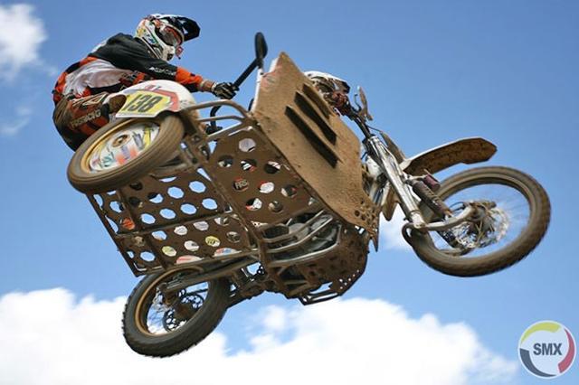 画像: 迫力満点! サイドカークロス! - LAWRENCE - Motorcycle x Cars + α = Your Life.