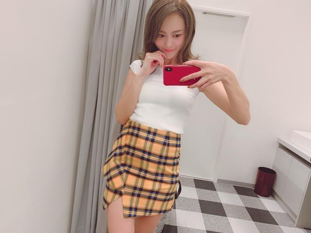 画像: ヒビヤガールの衣装も黄色でした♡