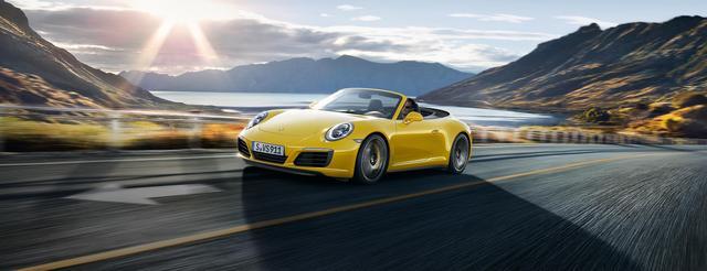 画像: Porsche 911 カレラ - ポルシェジャパン