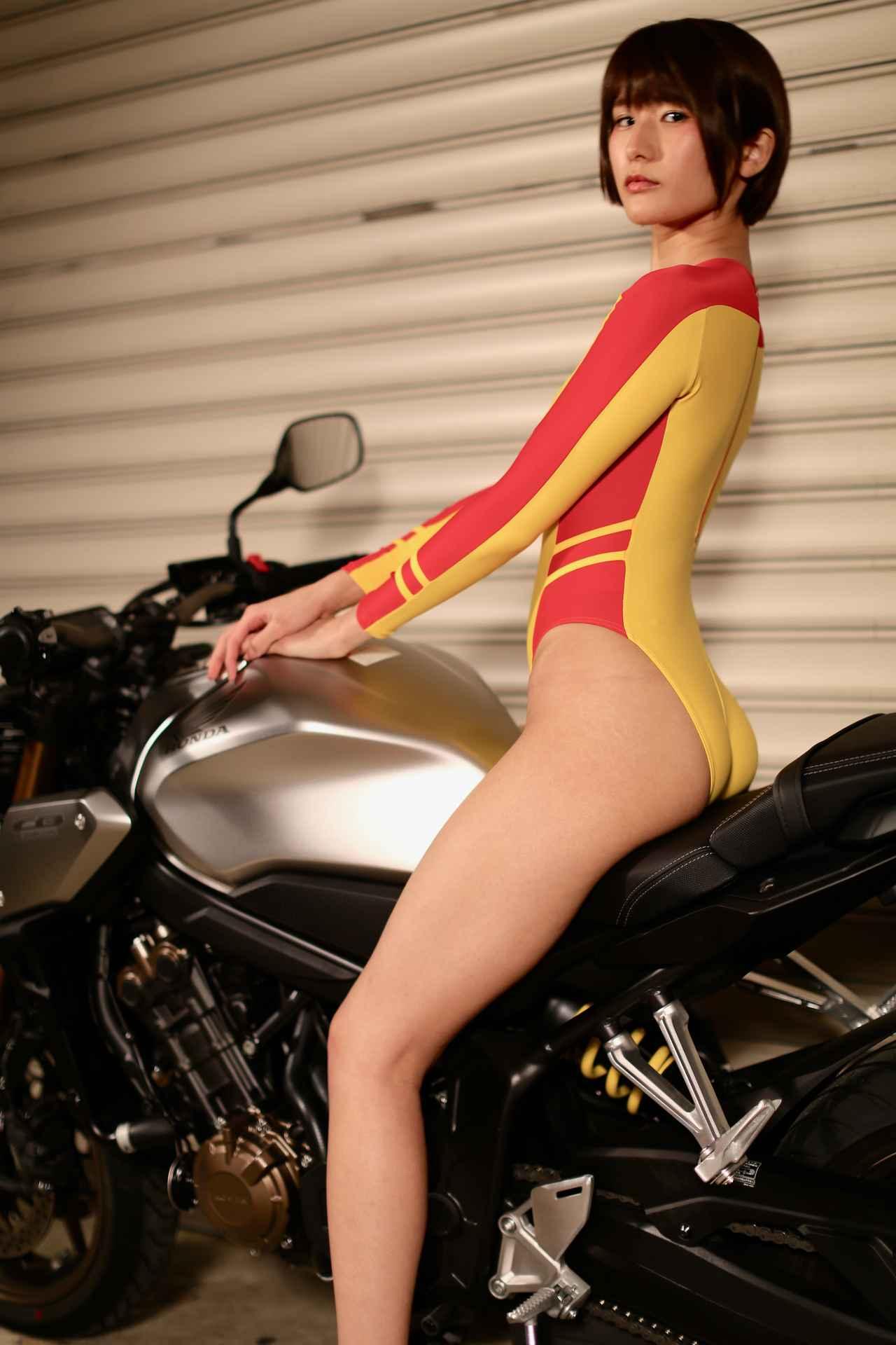 Images : 7番目の画像 - 「【Beauty & Bike】うさことCB650R Vol.02」のアルバム - LAWRENCE - Motorcycle x Cars + α = Your Life.