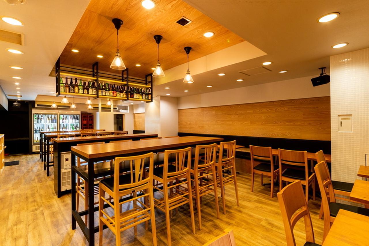 画像: 『日本酒バル 富士屋』詳細