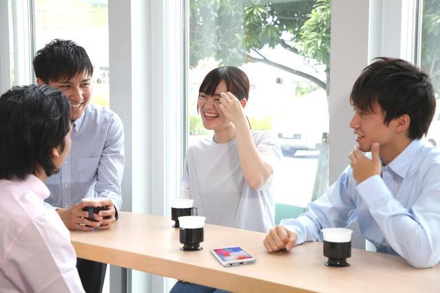 画像: オフィスなどのミーティングスペースや休憩所に www.makuake.com
