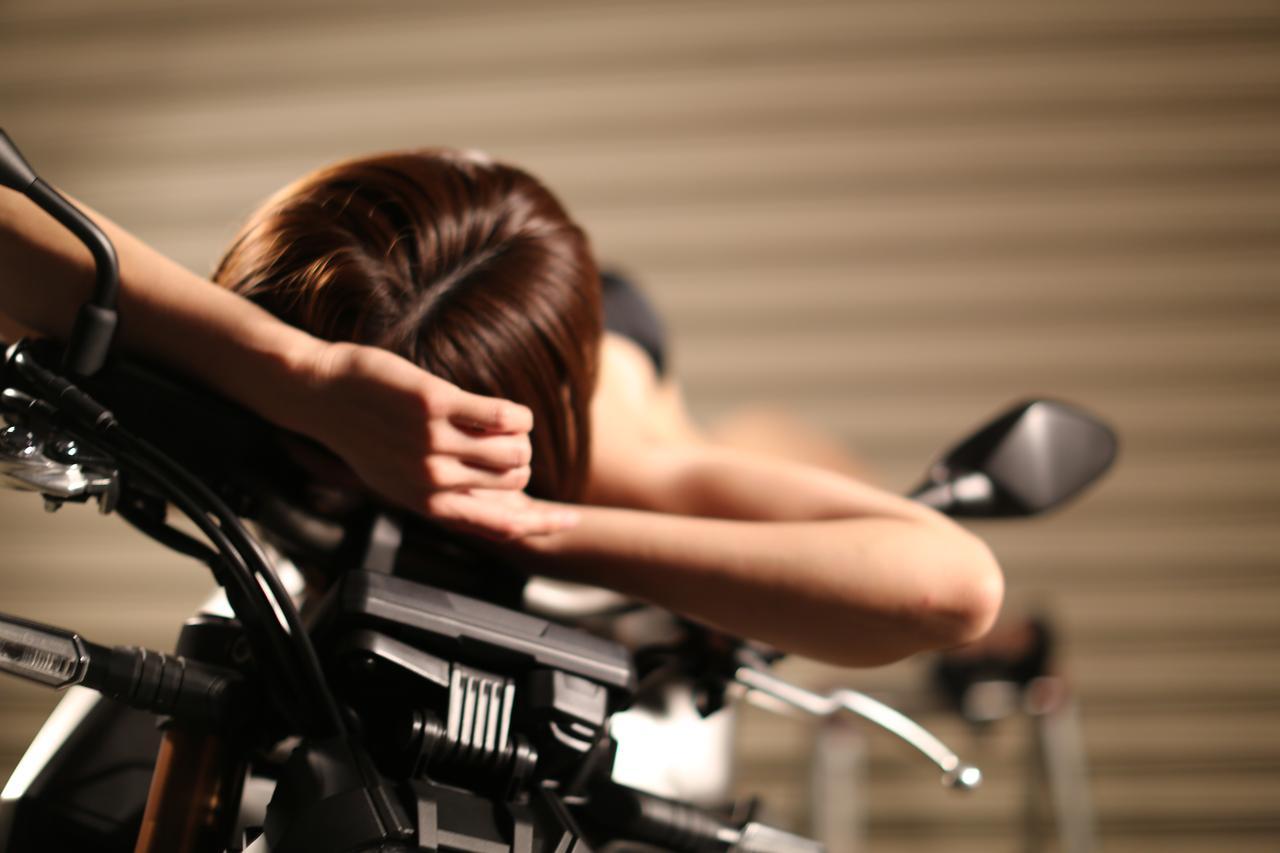 画像3: 【Beauty & Bike】うさことCB650R Vol.12