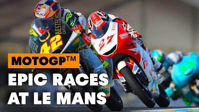 画像: 3 Iconic Moments From The History Of The French Grand Prix | MotoGP youtu.be