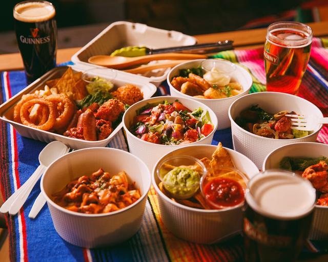 画像: 見た目も華やかな「メキシコ料理」がズラリ! r.gnavi.co.jp