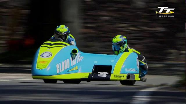 画像: 2019 Locate.im Sidecar TT Race 1 - Race Highlights | TT Races Official youtu.be