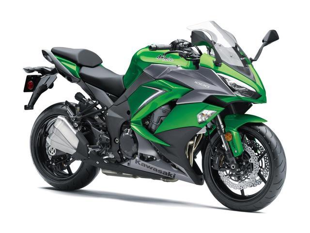 画像: 全能オールラウンドスポーツ NINJA1000にニューカラー登場! - LAWRENCE - Motorcycle x Cars + α = Your Life.