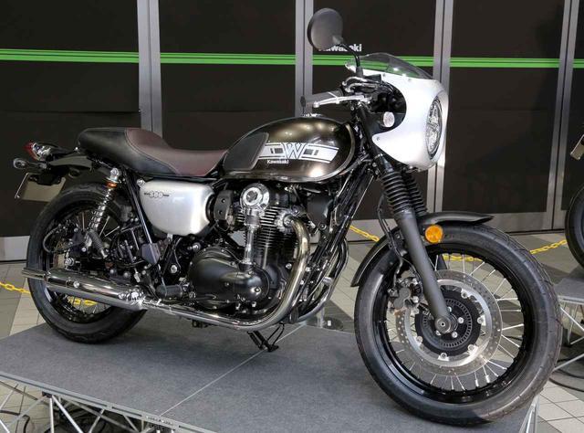 画像: 新型W800シリーズ、3月1日発売! 新たなる「W」伝説が幕を開ける! - LAWRENCE - Motorcycle x Cars + α = Your Life.