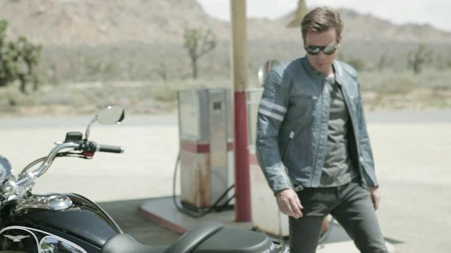 画像: 2015 Moto Guzzi Eldorado 1400 official feat. Ewan McGregor youtu.be