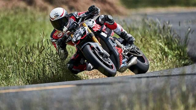 画像: [DUCATI] ドゥカティ・ストリートファイターV4プロトタイプ、パイクスピークに参戦!! - LAWRENCE - Motorcycle x Cars + α = Your Life.