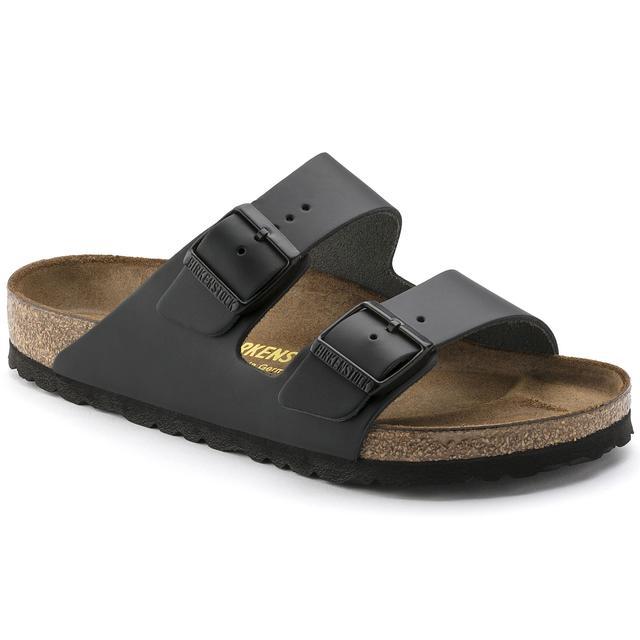 画像: Arizona Nubuck Leather ブラック | BIRKENSTOCKでオンラインショッピング