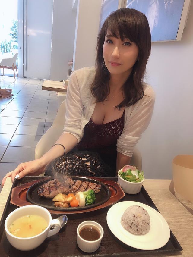 画像: スープ、サラダ、五穀米がセットで付いてます☆