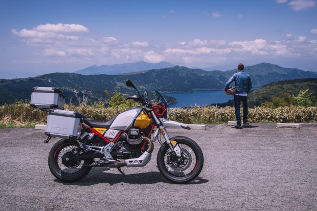 画像: Moto Guzzi V85 TT