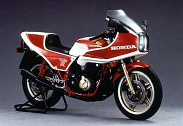 画像: HONDA Collection/HONDA CB1100R