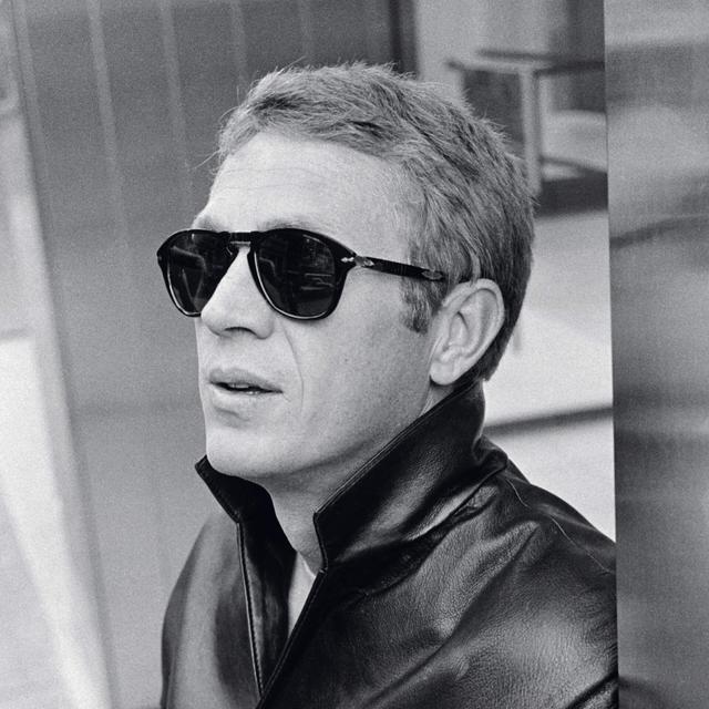 画像: あのスティーブ・マックイーンも、ペルソールの愛用者のひとりです。 www.persol.com