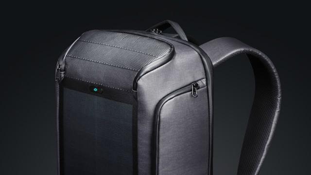 画像: Technology 2019 | Beam Backpack - The Most Advanced Solar Power Backpack www.youtube.com