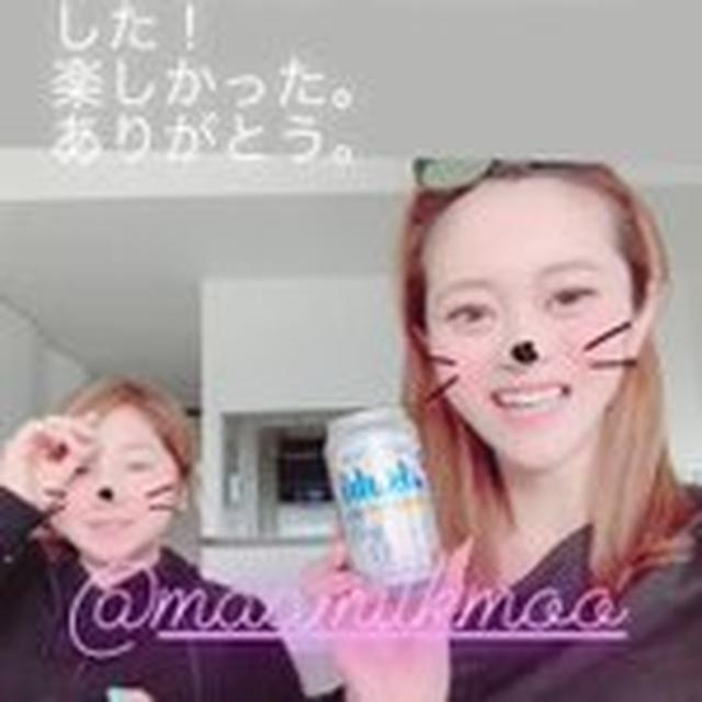 画像: 三上玲奈(モデル、レースクイーン)@金曜はビールとつまみとれいなと。 (@reinamuro) on Twitter