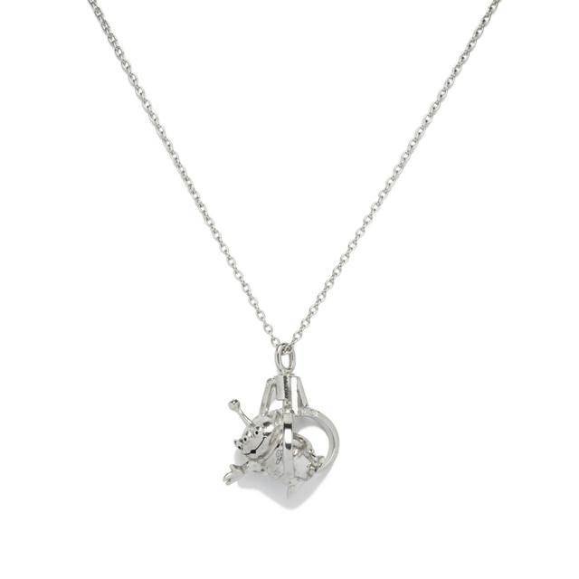 画像: 【LITTLE GREEN MEN CLANE NECKLACE】 15,000円(税抜)