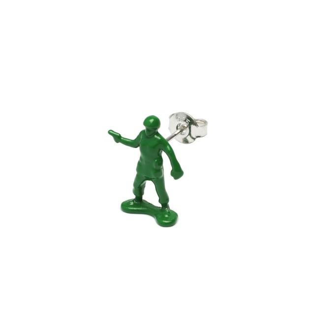 画像: 【GREEN ARMY MEN PIERCE】 7,000円(税抜)