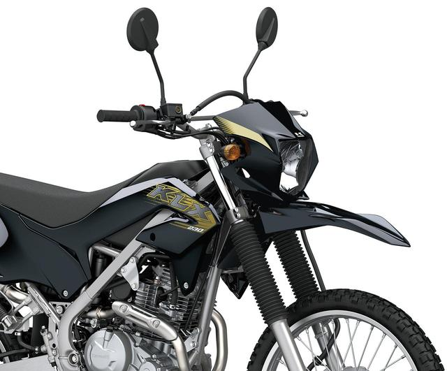 画像: カワサキが「KLX230」を《国内販売予定モデル》として正式発表! - webオートバイ