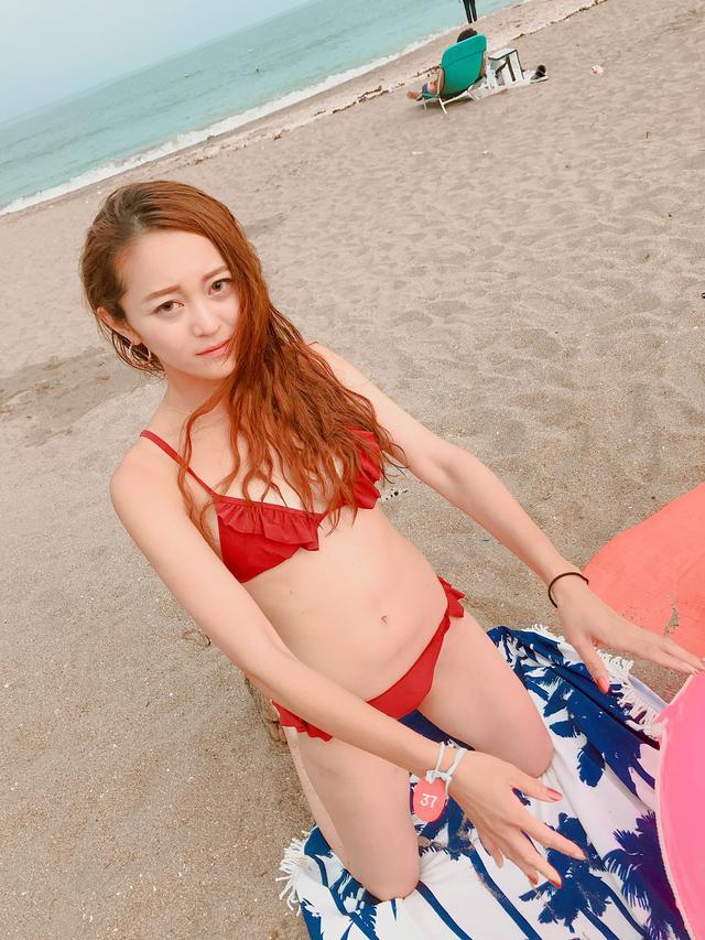 画像: 三浦海岸にて
