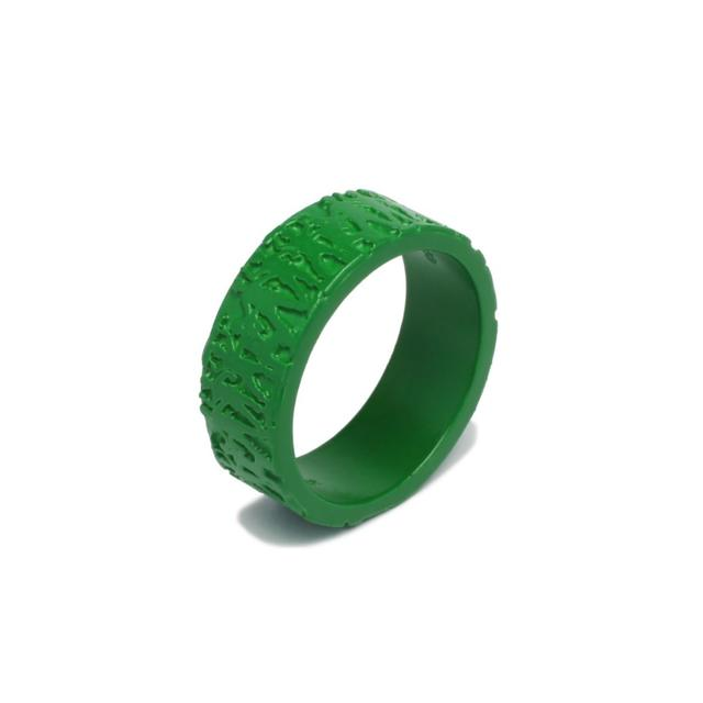 画像: 【GREEN ARMY MEN RING】 17,000円(税抜)