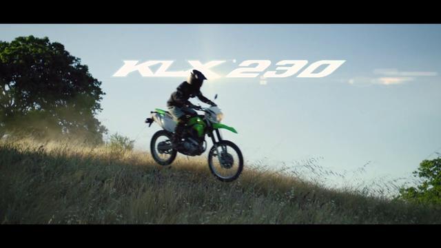 画像: 2020 Kawasaki KLX230, KLX230R and KLX300R | Get Out and Play youtu.be