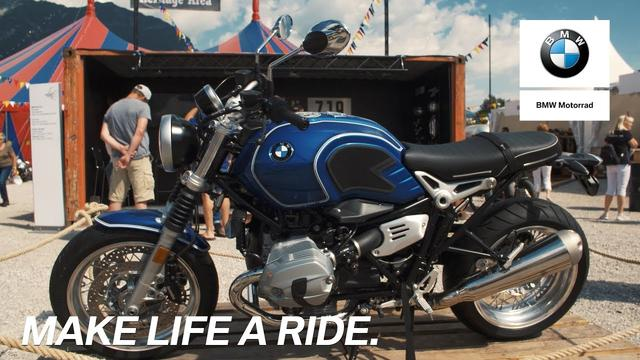 画像: BMW Motorrad Days 2019 - R nineT /5 youtu.be