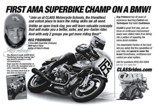 画像: 1976年、初年度のAMAスーパーバイク選手権で、/6シリーズのBMW R90Sに乗ったレグ・プリッドモアは、出力に勝る日本製4気筒のライバルたちを相手に奮闘。見事初代チャンピオンとなり、世の中を驚かせました。 alchetron.com