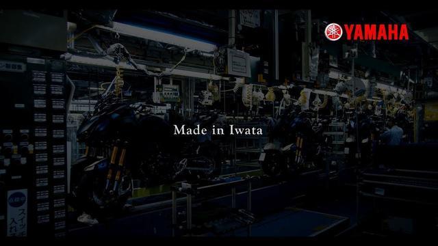 画像: ヤマハ発動機 モーターサイクル組立工場 ~Made in Iwata youtu.be
