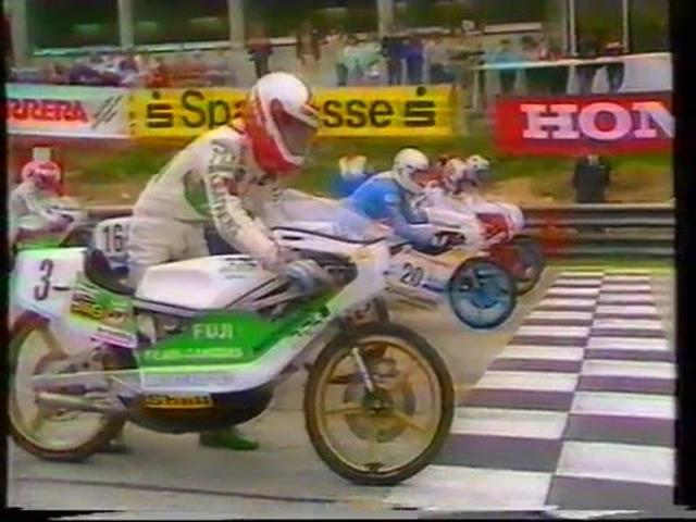 画像: RR WM ´84 Salzburgring 80cc youtu.be