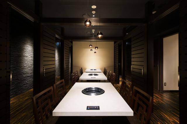 画像3: A5ランクの『鹿児島産黒毛和牛』が楽しめる!高級焼肉店「牛の達人」で贅沢デート☆